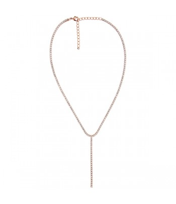 Collier PLOR rose oxydes
